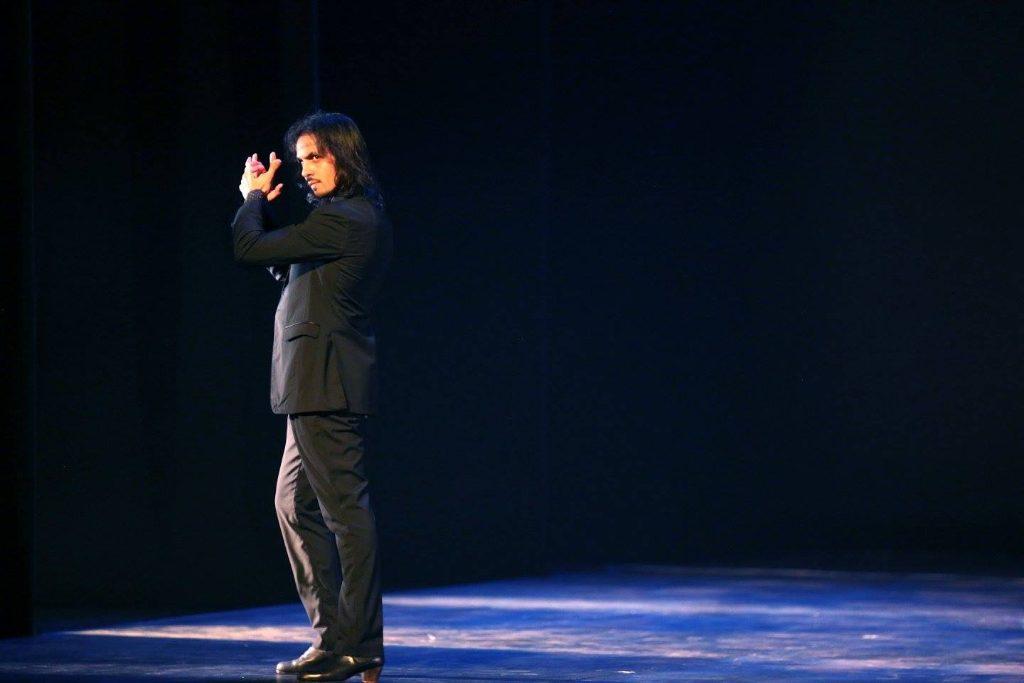Farruquito. Gran homenaje a Pilar Montoya 'La Faraona'. Teatro Lope de Vega, Sevilla