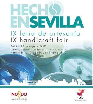 IX Feria de Artesanía Hecho en Sevilla 2017