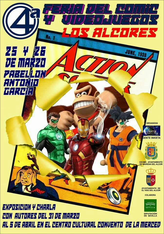 feria-comic-mairena-alcor-cartel