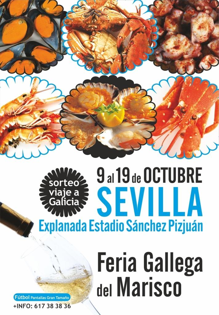 feria-gallega-marisco-sevilla-cartel-octubre-2014