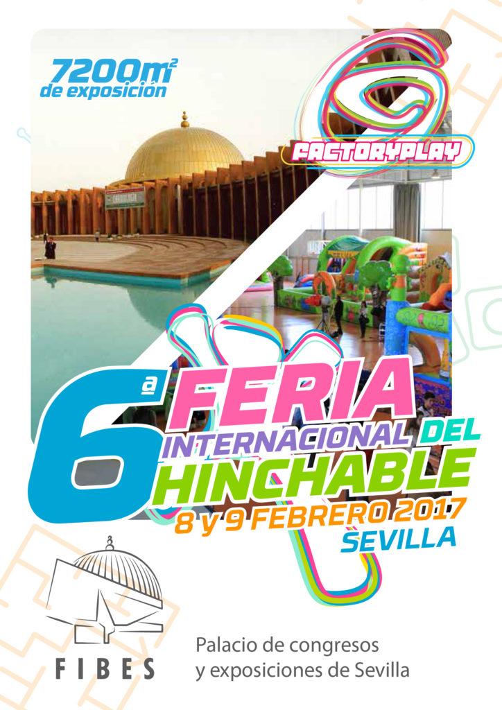 VI Feria Internacional del Hinchable