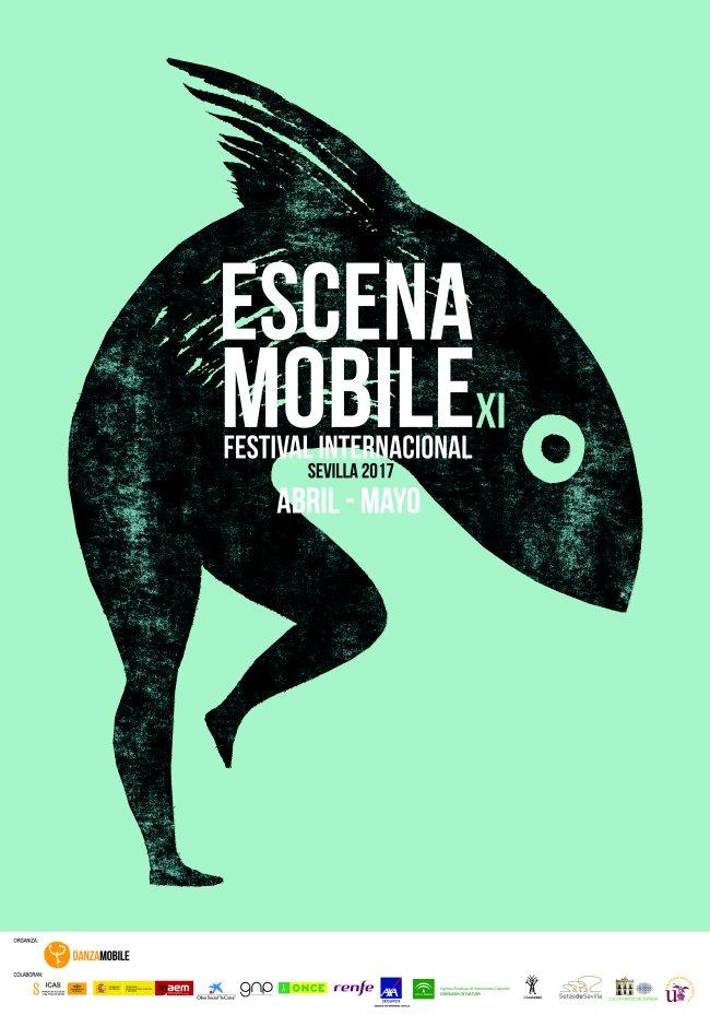 Scena XI Festival Internazionale di Mobile Art e Disabilità. Siviglia 2017