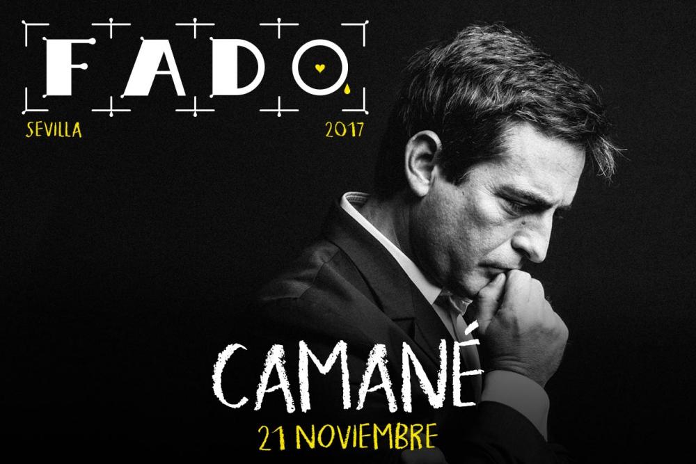 """Festival de Fado. Camané presenta el disco """"Infinito Presente"""". Teatro Lope de Vega Sevilla"""