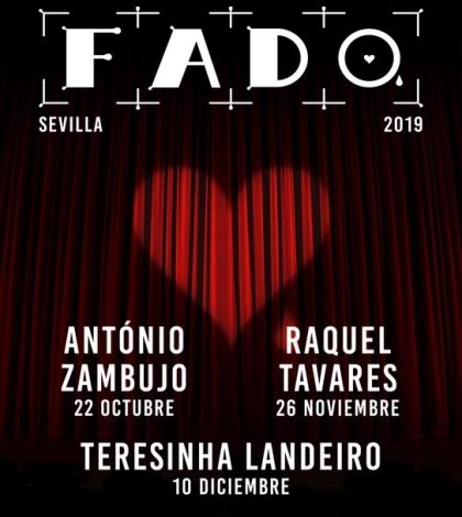 Festival de Fado 2019 en Teatro Lope de Vega, Sevilla