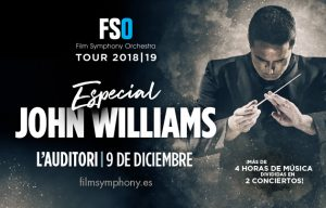 FSO Especial John Williams II – Fibes Sevilla 2019