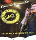 Fran Valenzuela - Tributo Alejandro Sanz. En El Teatro de Triana, Sevilla
