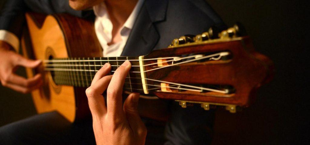 Gala de ganadores del I Concurso Internacional de la Guitarra Flamenca de Sevilla. Flamenco Viene del Sur 2017. Teatro Central