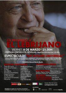 Gala homenaje El Lebrijano – Cartuja Center
