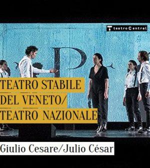 Giulio Cesare-Julio César. Teatro Central