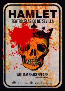 'Hamlet' de William Shakespeare, Compañía de Teatro Clásico de Sevilla. Teatro Lope de Vega, Sevilla