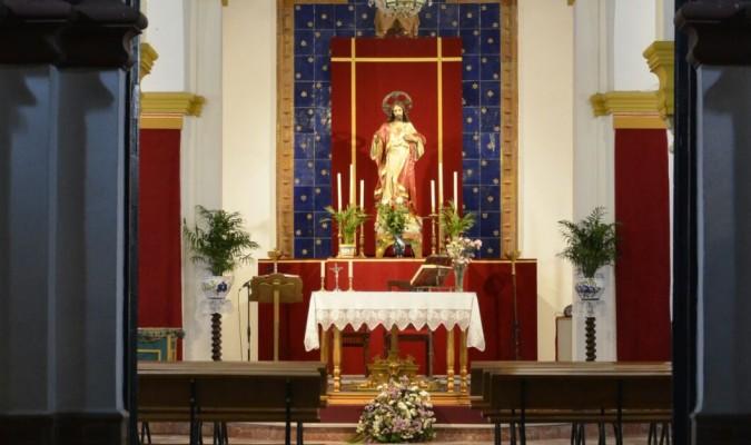 Parroquia de nuestra señora del reposo Sevilla