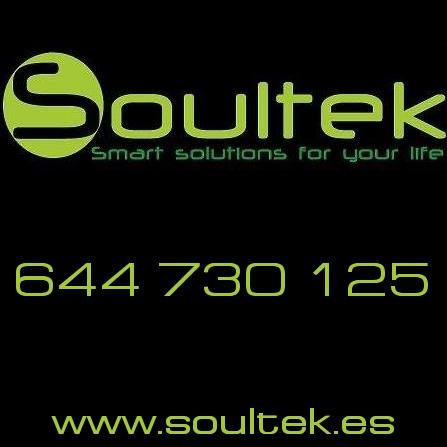Soultek. Instalación de sistemas de cámaras y alarmas sin cuotas Sevilla | Instalar cámaras o cctv sin cuotas en el Aljarafe, Écija, Antequera | Alarmas de seguridad y sistemas de videovigilancia