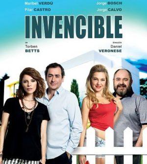 'Invencible' de Torben Betts. Maribel Verdú en Teatro Lope de Vega, Sevilla