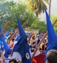 Consulta los Itinerarios de la Semana Santa de Sevilla 2017