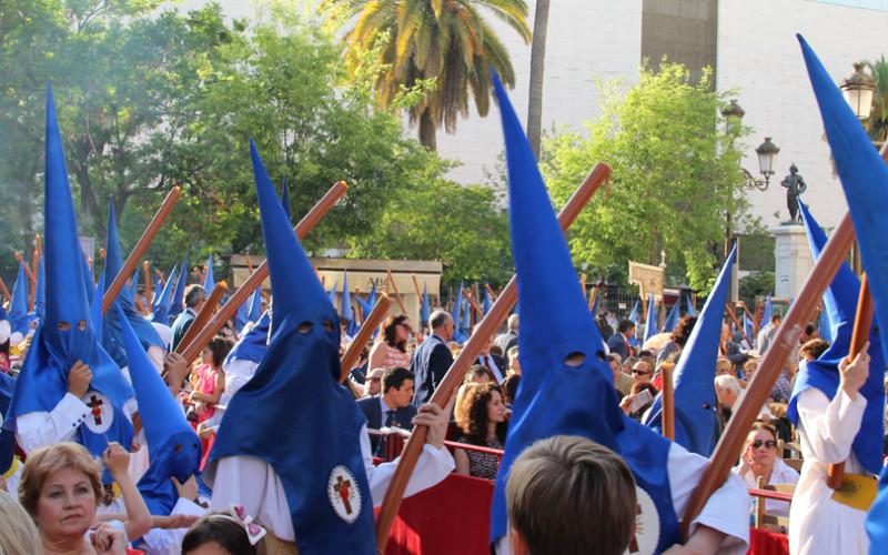 Consulta los Itinerarios de la Semana Santa de Sevilla 2018