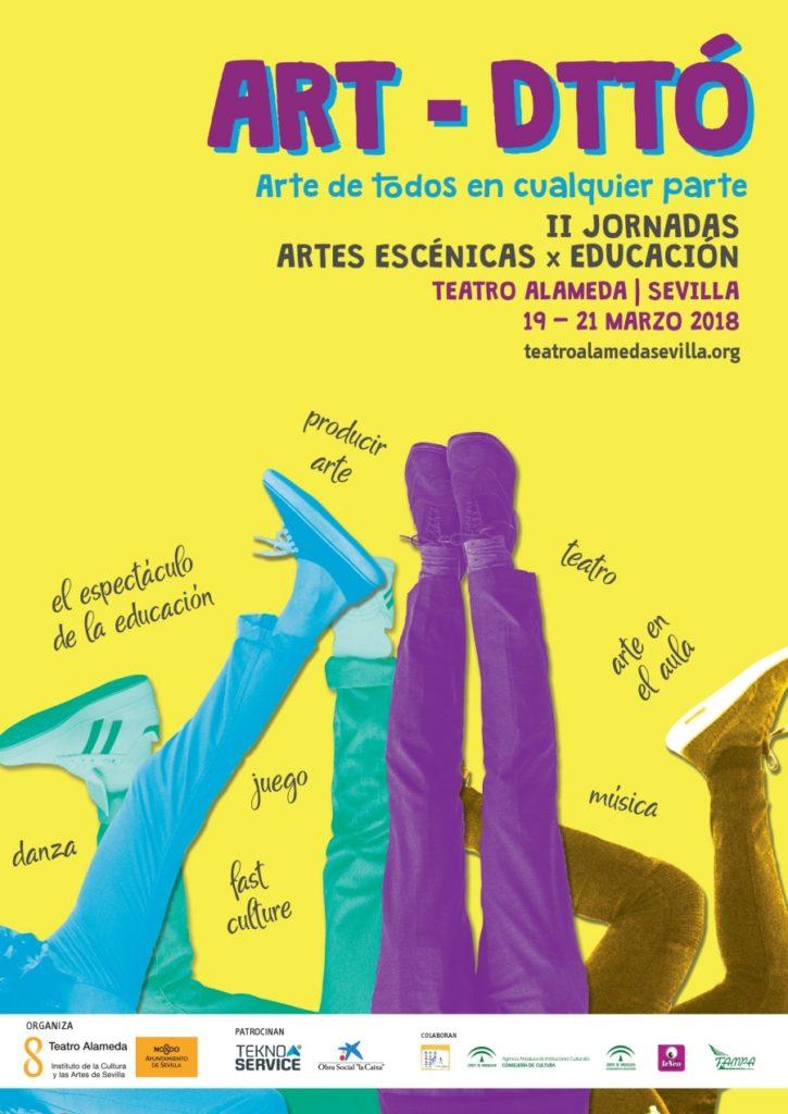 jornadas-artes-escenicas-educacion-cartel-sevilla-2018
