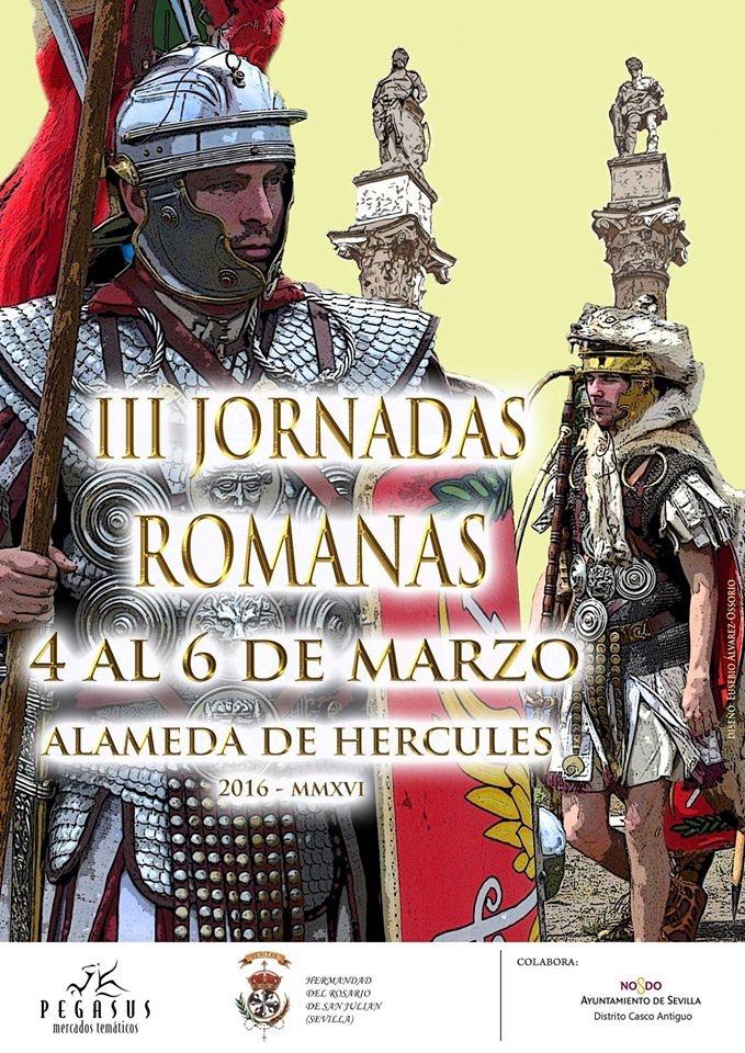 jornadas-romanas-alameda-hercules-marzo-2016-cartel