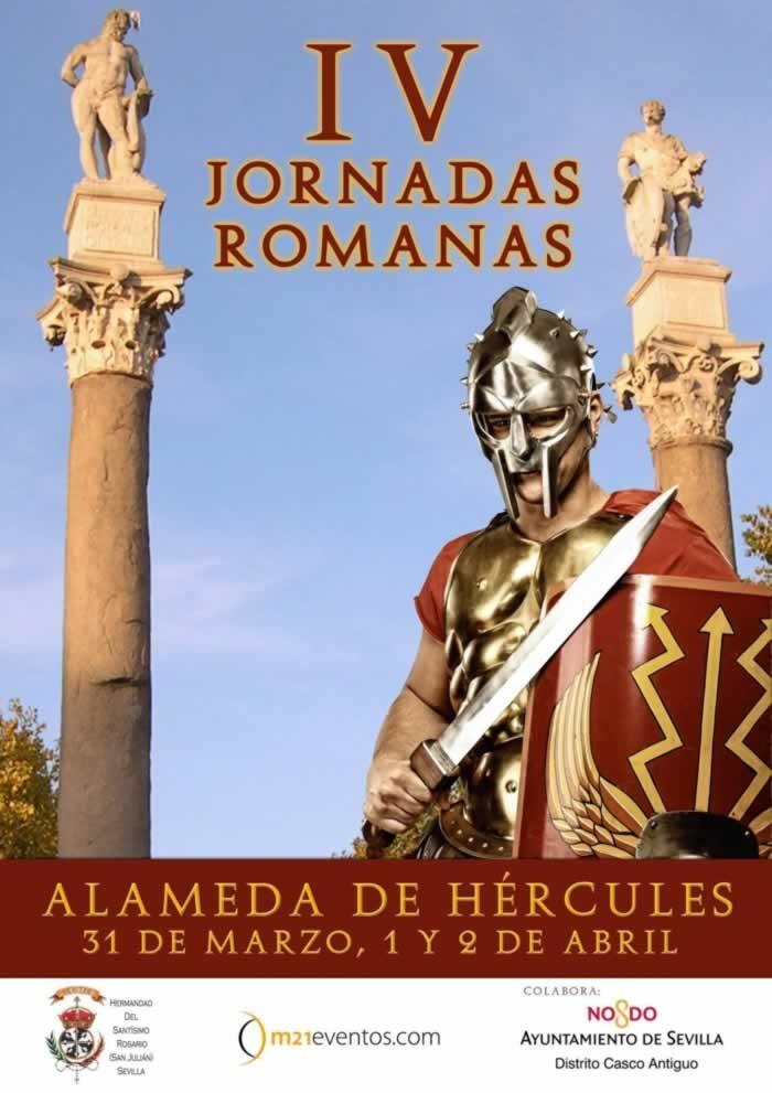 jornadas-romanas-alameda-hercules-sevilla-2017-cartel