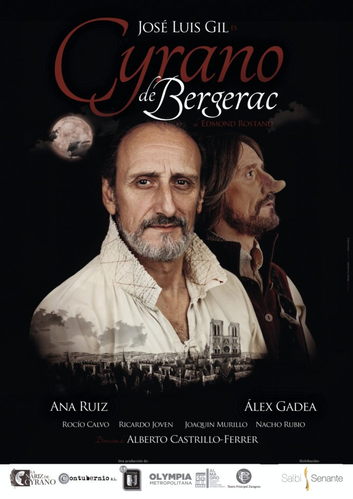 jose-luis-gil-cyrano-de-bergerac-teatro-lope-vega-sevilla-cartel