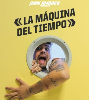 """Juan Amodeo """"La Máquina del Tiempo"""" – Fibes Sevilla 2019"""