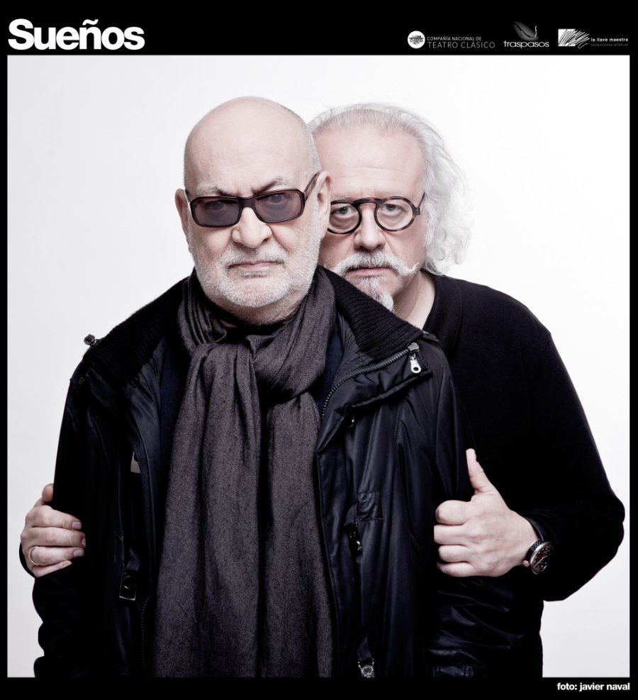 Juan Echanove protagoniza 'Sueños' de Quevedo, en Teatro Lope de Vega, Sevilla