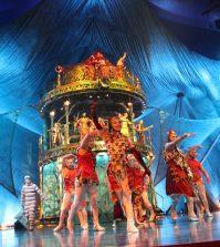 Kooza: Las mejores imágenes del Circo del Sol en Sevilla