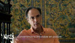 David Shiner, creador de KOOZA, visita Sevilla