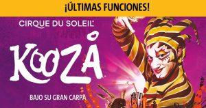 KOOZA Sevilla