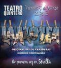 LA AZOTEA (Original de los Carapapas). En el Teatro Quintero de Sevilla