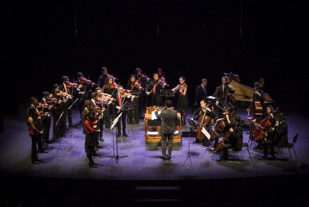 'La Bética Arcadia', Orquesta Barroca de Sevilla - Teatro Lope de Vega