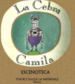 La Cebra Camila. Programación Infantil en Teatro Duque-La Imperdible