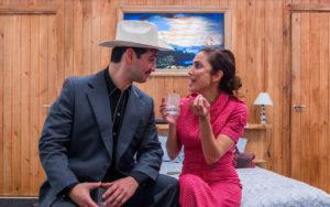 'La Estupidez'. Toni Acosta y Fran Perea en Teatro Lope de Vega, Sevilla