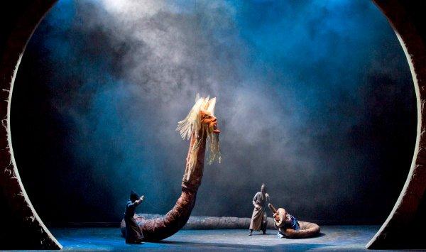 Ópera: La flauta mágica. Teatro de la Maestranza de Sevilla