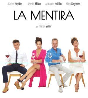 'La Mentira', de Florian Zeller. Teatro Lope de Vega, Sevilla