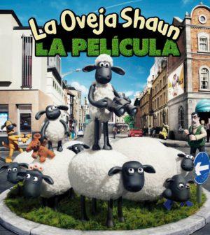 PROYECCIÓN. Ciclo Estudio Aarmand. La oveja Shaun (+5 años). CaixaForum Sevilla