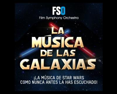 La musica de las galaxias Sevilla 2017 Fibes