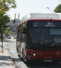 lanzadera-LC-autobus-Tussam-Cartuja_sevilla