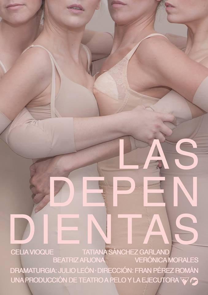 las-dependientas-teatro-fundicion-sevilla-cartel