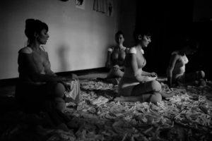 Las dependientas. Teatro Fundición, Sevilla
