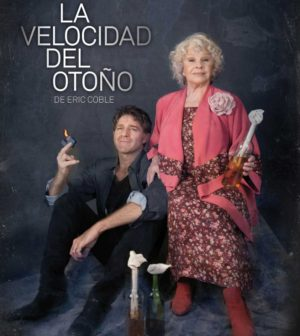 Lola Herrera y Juanjo Artero protagonizan 'La velocidad del otoño' de Eric Coble en Teatro Lope de Vega, Sevilla