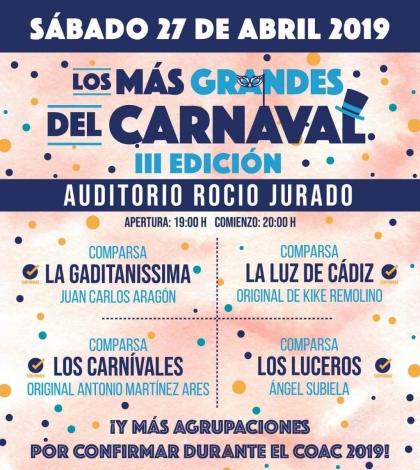 Calendario Escolar Granada 2020 19.Calendario Coac 2019