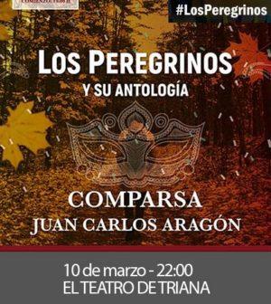 Comparsa Juan Carlos Aragón y su Antología. Noches de Carnaval en El Teatro de Triana