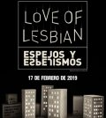 Love of Lesbian – Espejos y espejismos - Cartuja Center – Sevilla 2019
