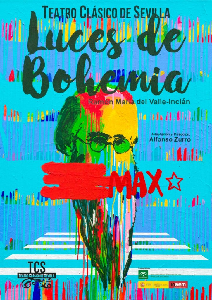 Luces de Bohemia. Teatro Lope de Vega, Sevilla