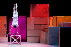 """""""LUDO Circus Show"""". 26 Ciclo """"El Teatro y la Escuela"""". Teatro Alameda Sevilla"""