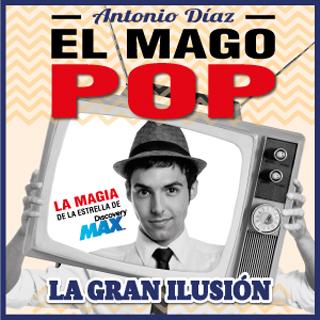 Mago Pop La Gran Ilusion Sevilla 2017 Fibes