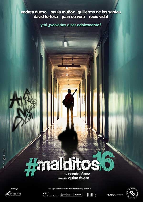 """Malditos 16"", de Fernando J. López. Teatro Lope de Vega, Sevilla"