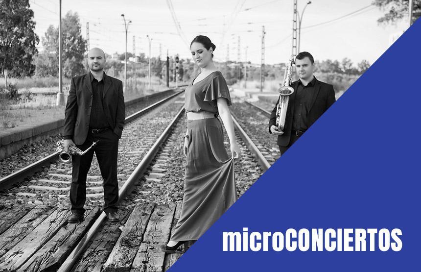 Microconcierto Trío Zaffire- CaixaForum Sevilla 2019