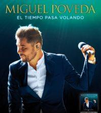 """Miguel Poveda. """"El Tiempo Pasa Volando"""". FIBES. Sevilla 2019"""