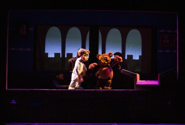 Momó y la habitación mágica. Teatro infantil y familiar en Sala Fundición de Sevilla